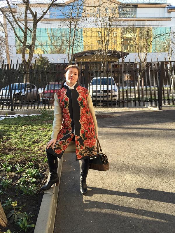 Первое пальто от Елена_любитель