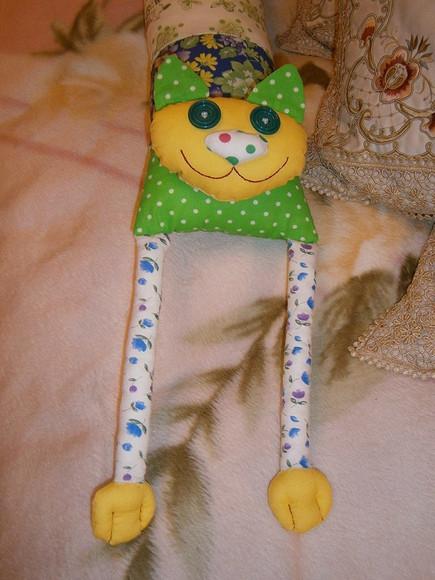 Котейка— Подушка-Игрушка