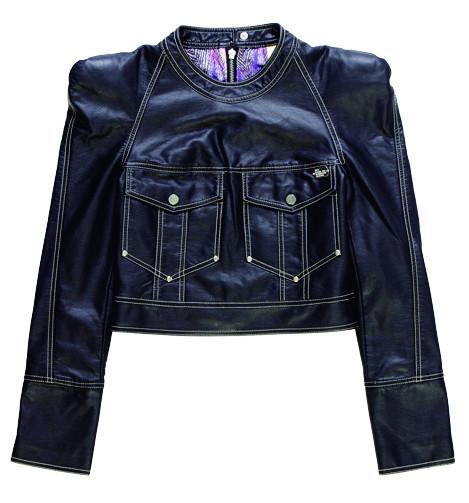 Куртка вдухе рок-н-ролла