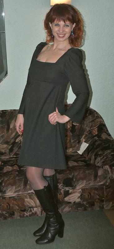 Платье «принцессы»