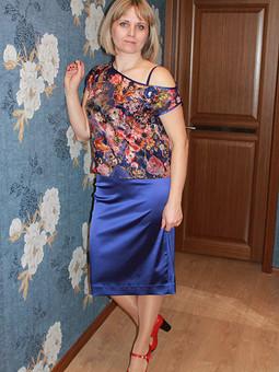 Работа с названием 7 /2011#113 В блузка-топ