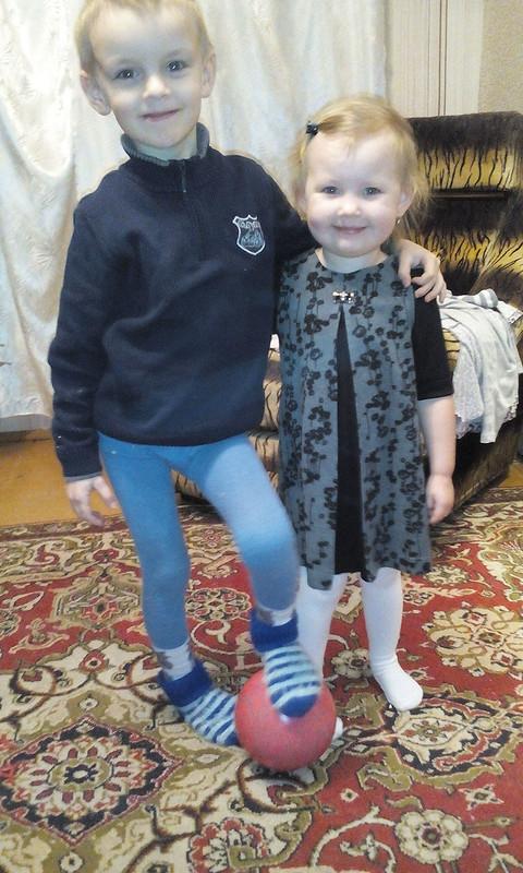 Моей маленькой леди или как быстро растут дети... от Ololo