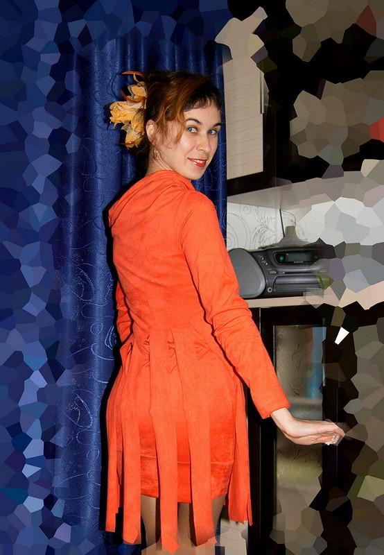 Оранжевое настроение от bagirra