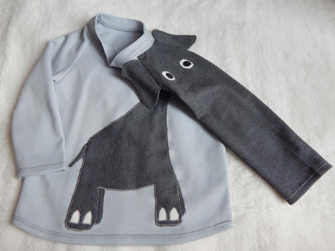 Детский пуловер от N-A-T-A