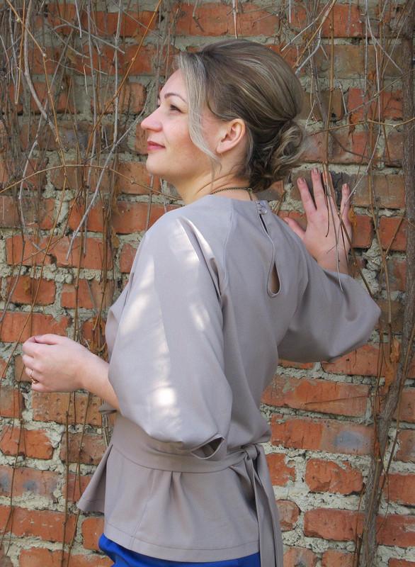 Блузка+юбка История повторяется