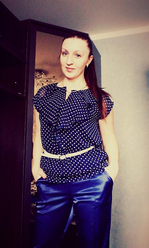 Блузка от AsyaMF