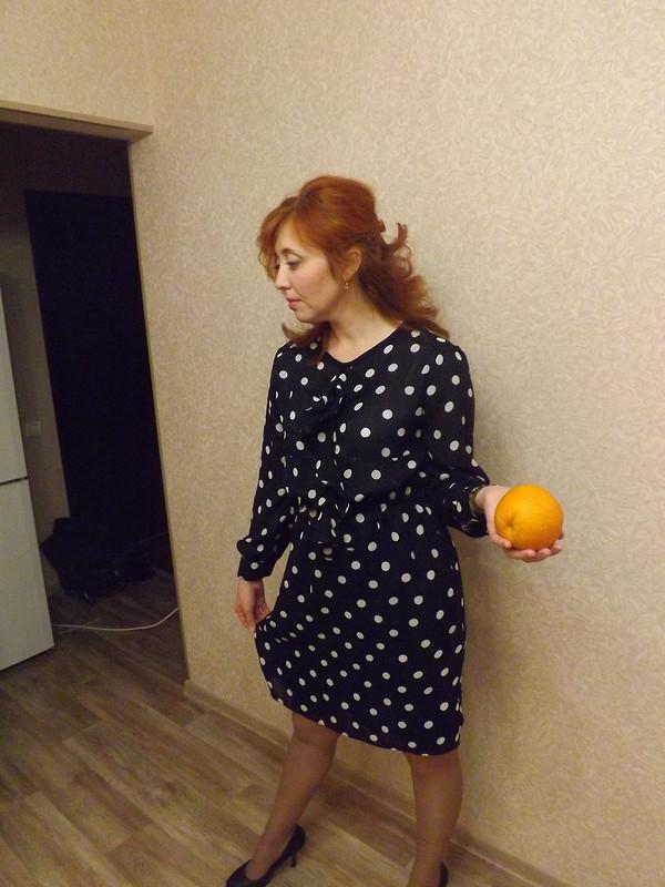 Платье странного ощущения