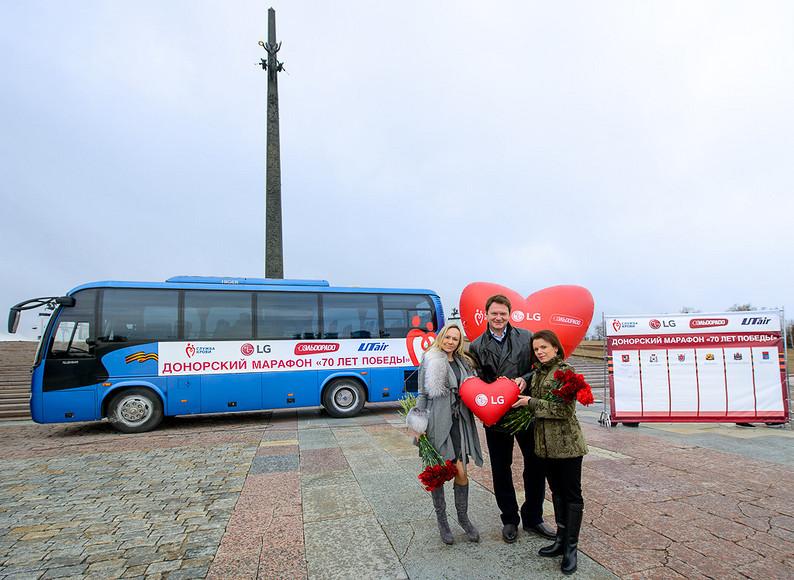 Донорский марафон «70 лет Победы»