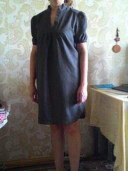 Работа с названием Желанное платье))