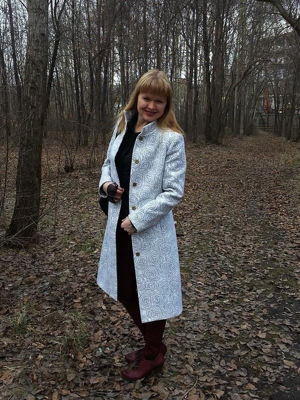 Пальто Весеннее настроение