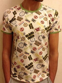 Работа с названием Первая футболка для мужа!