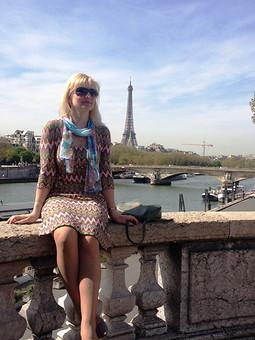 Работа с названием Парижские каникулы