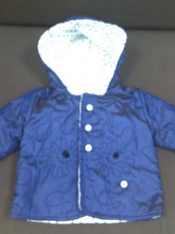 Работа с названием Детская курточка