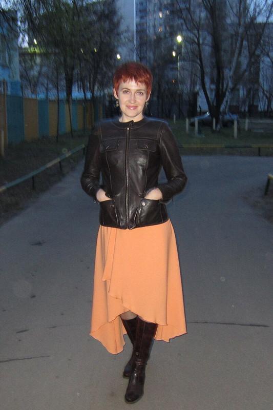 «Быстрая» юбка