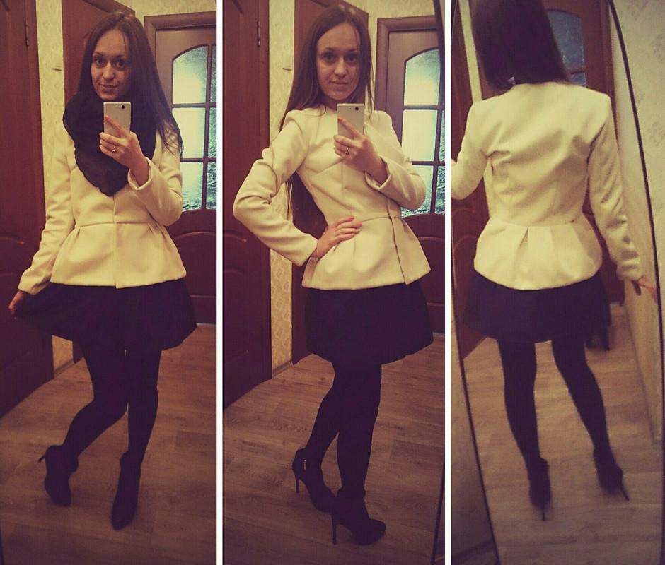 Пальто от SibiryakovaYana