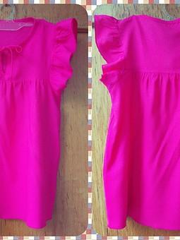 Работа с названием Платье - туника
