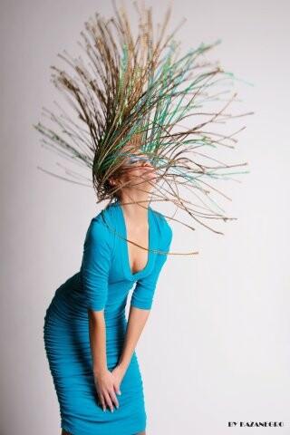 Первое платье от Надежда Савинова