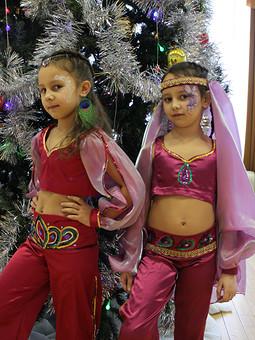 Работа с названием Шехерезада и Шамаханская царица
