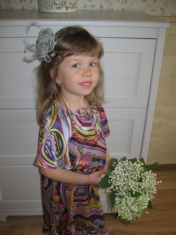 Платье изДетского спецвыпуска