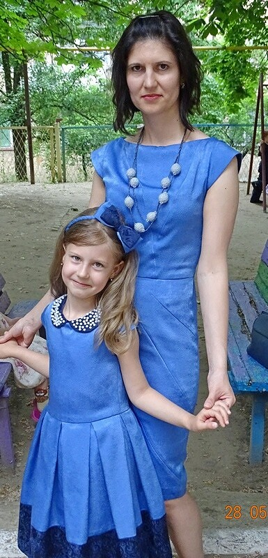 Два платья навыпускной вдетский сад