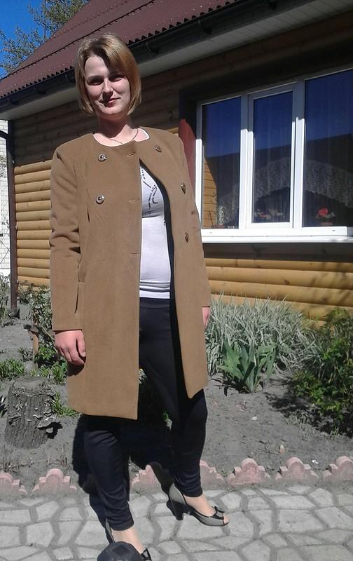 Пальто надень рождения от Olga_Pol