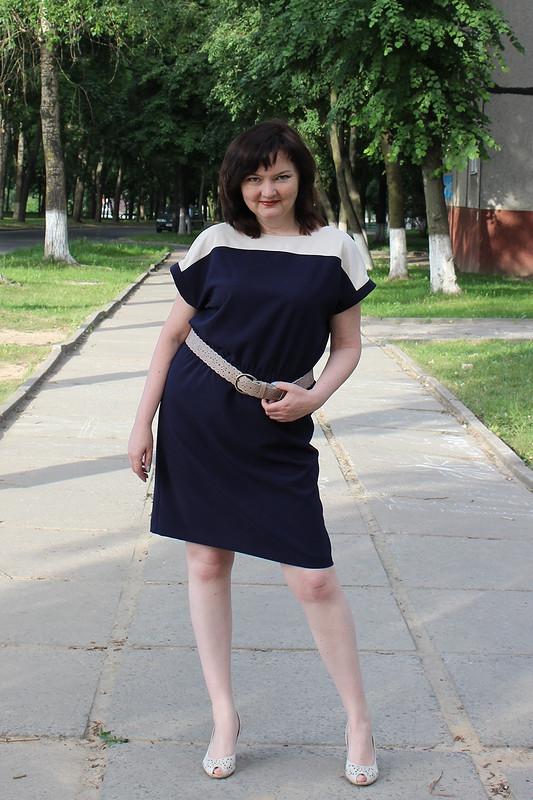 Просто платье от valenti
