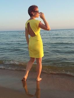 Работа с названием Солнце.море и песок