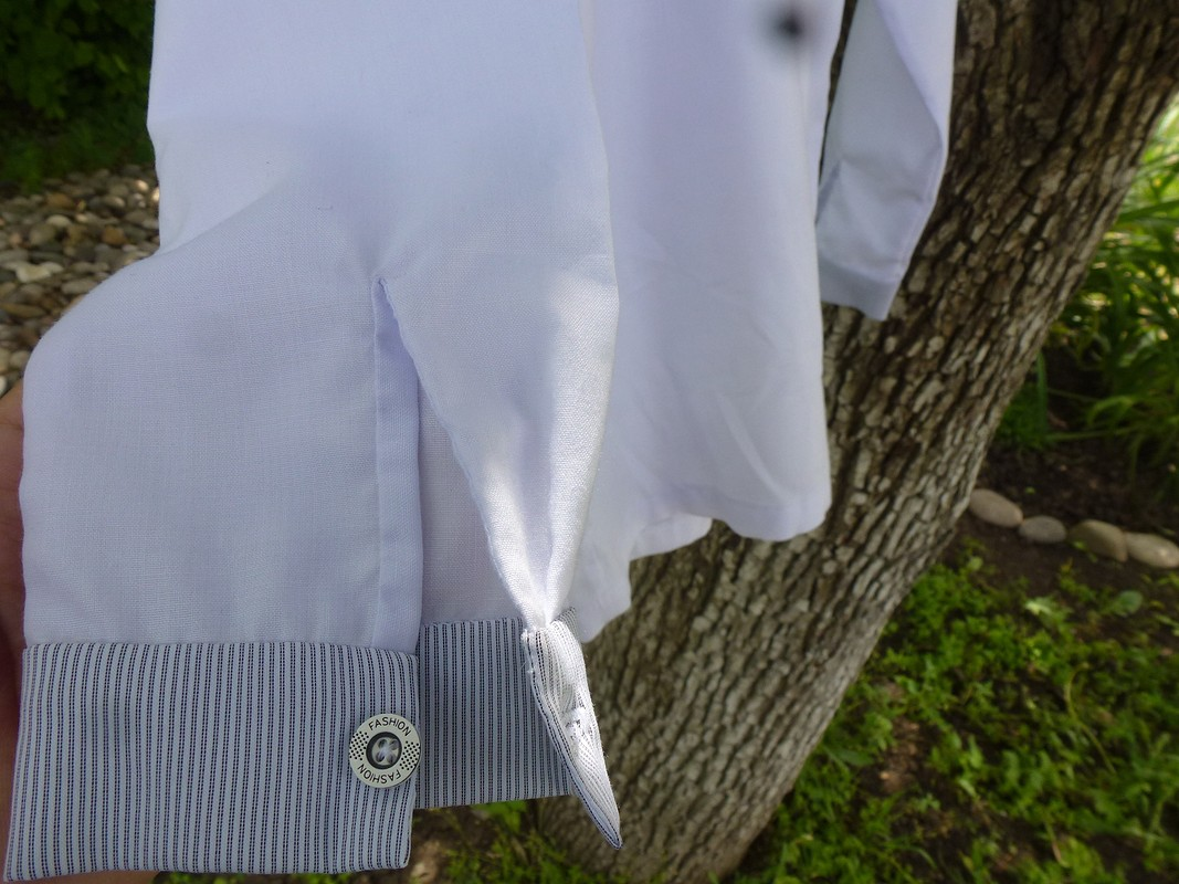 Рубашка иджинсы от TanushA26