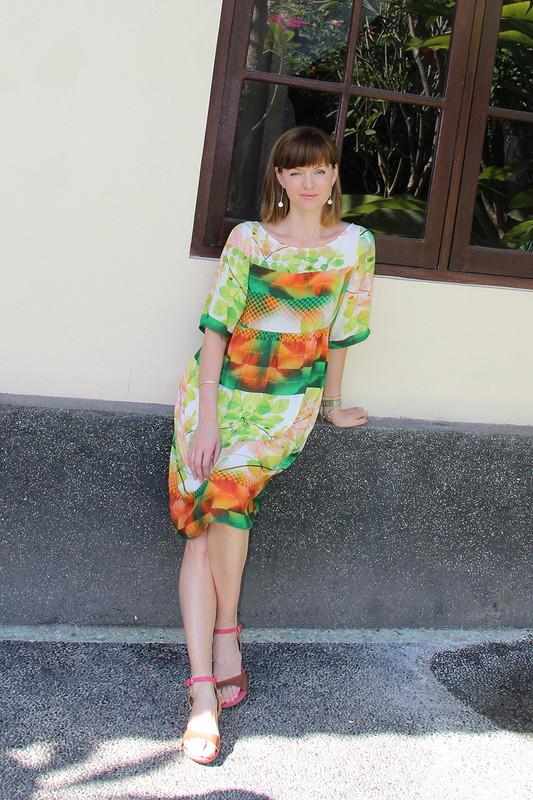 Платье - лето!