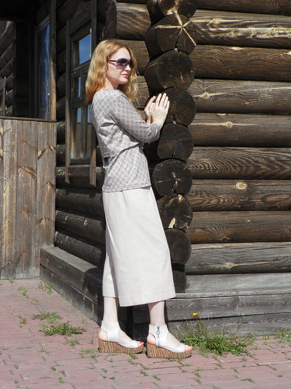 То ли юбка, то ли брюки