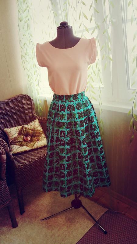 Быстрые юбочки от Ulia Syhanova