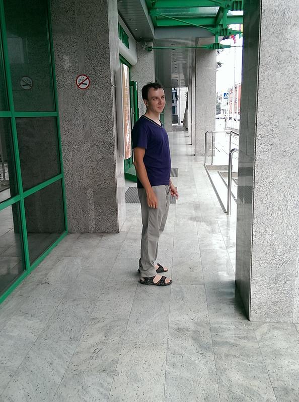 Первые брюки длямужа от v_const