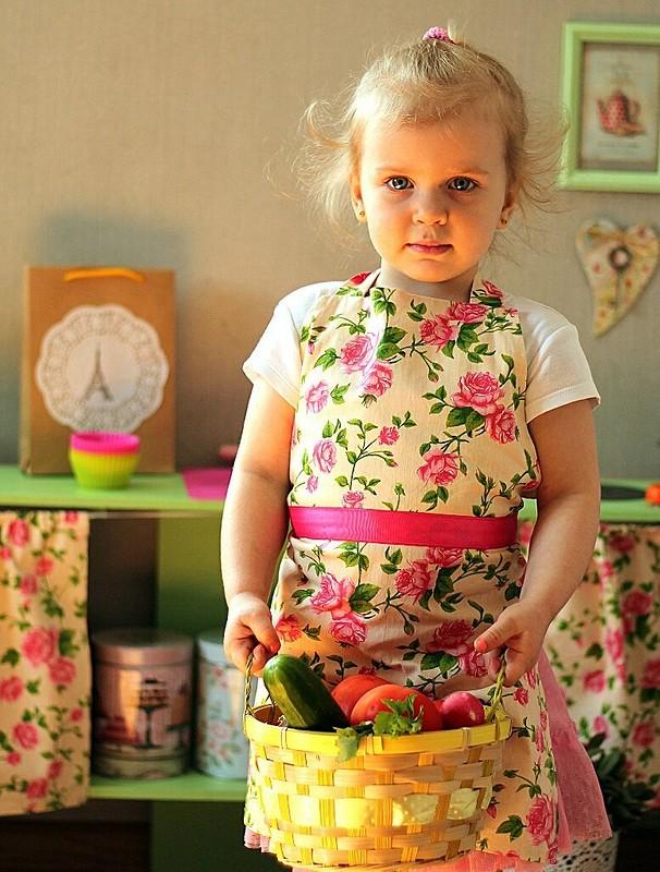 Кухня длямаленькой хозяйки от mama42rus