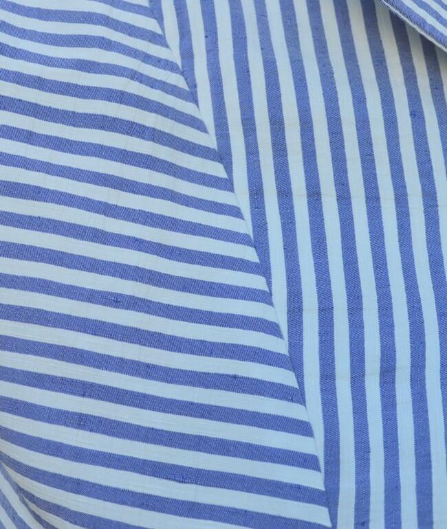 Блуза вполоску