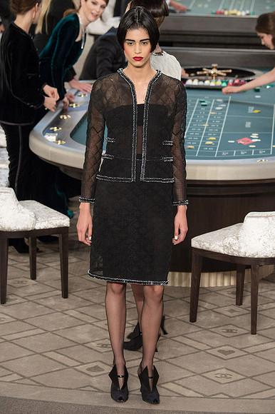 Париж 2015: коллекция Chanel Haute Couture