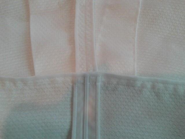 Моя обработка внутренних швов от а кристина