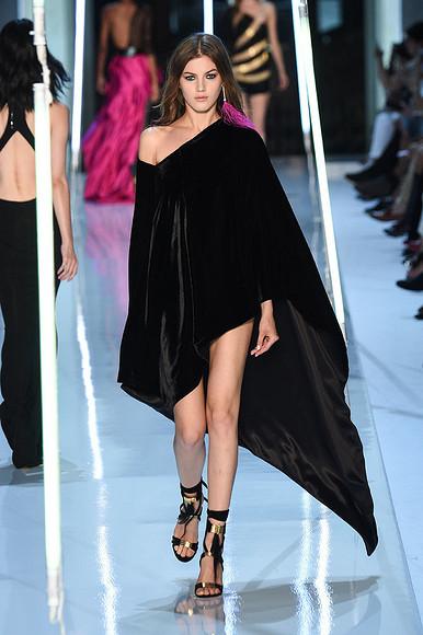 Alexandre Vauthier: неделя высокой моды вПариже