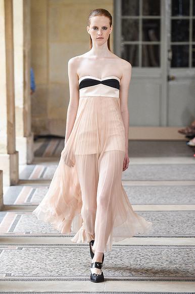 Шьем модели изколлекции Bouchra Jarrar, Париж 2015