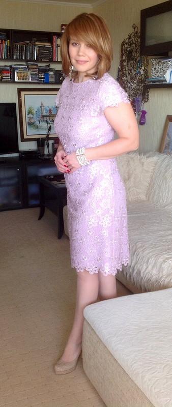 Праздничное платье от Lesko