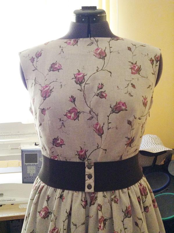 Платье «Подарочное» :) от Наталья Геннадьевна_85