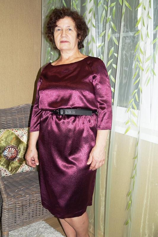 Опять платье длямамы :) от Ulia Syhanova