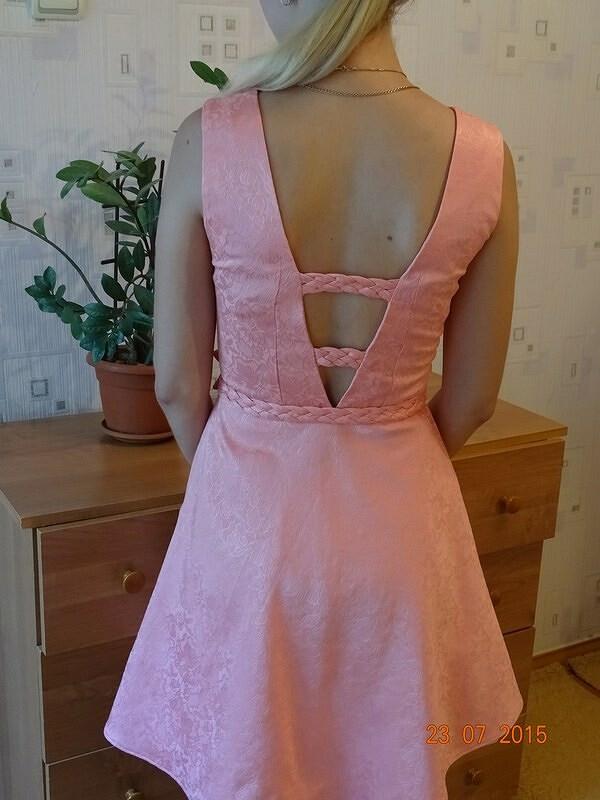 Нарядное платье назаказ