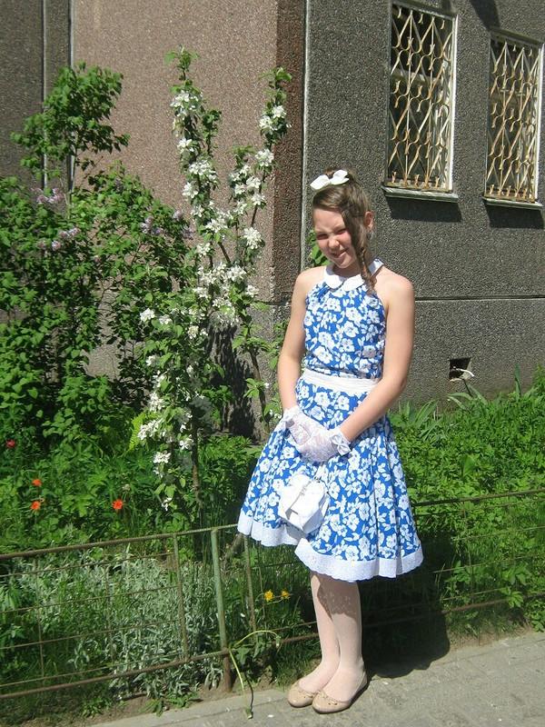 Платье встиле «свинга»