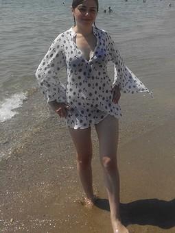 Работа с названием Солнце, море, благодать))))