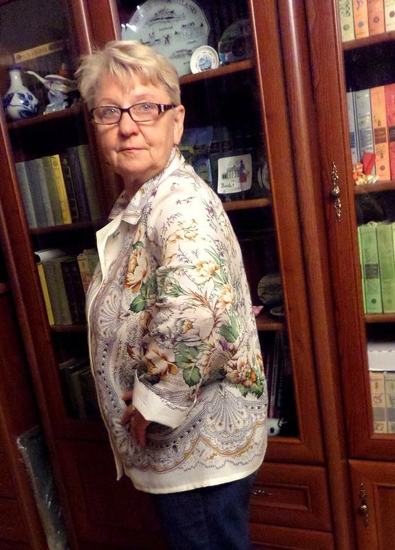 Блуза длямамочки