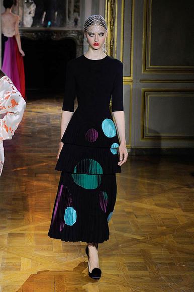 Ulyana Sergeenko Haute Couture: шьем наряды споказа