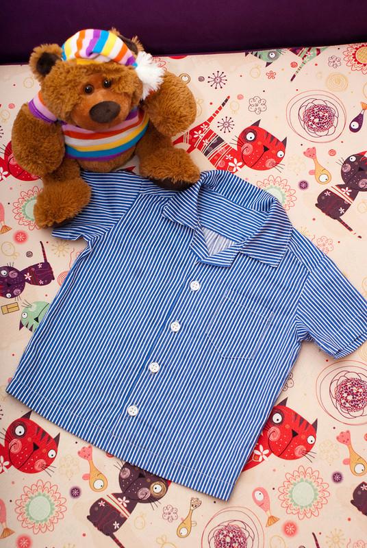 Рубашка безистории