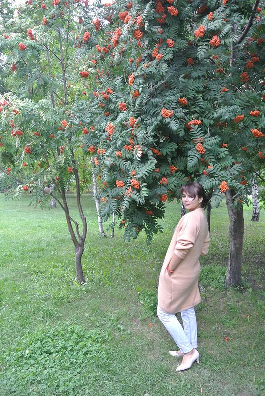 Персиковая осень от Psu6a
