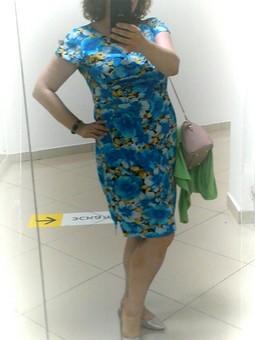 Работа с названием Любимое летнее платье