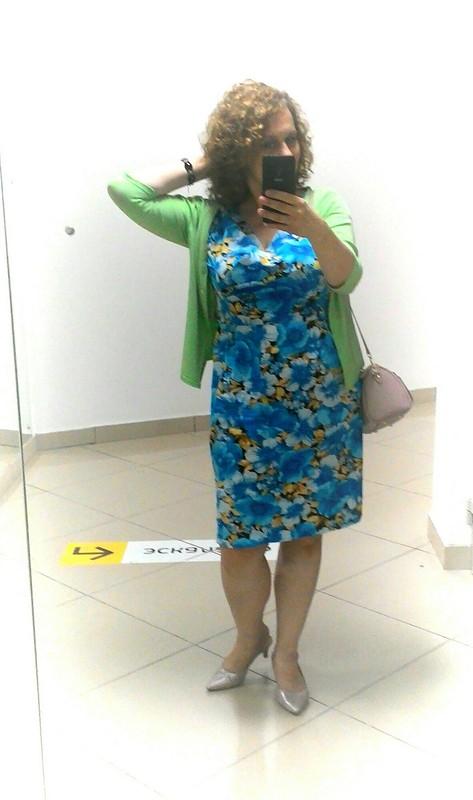 Любимое летнее платье